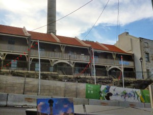 Banners, Millers Point