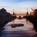 CK77-Dawn-Fitzroy-Dock-2010