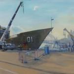 A1-Ex-HMAS-Adelaide-at-Gleb