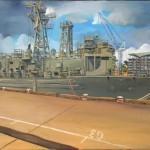 G20-Ex-HMAS-Adelaide-arrive